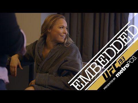 UFC 193 Embedded Episode 1 - http://www.lowkickmma.com/mma-videos/ufc-193-embedded-episode-1/