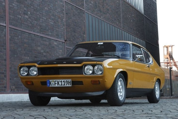 Ford Capri 2600 RS, 1970 Maintenance/restoration of old/vintage vehicles: the material for new cogs/casters/gears/pads could be cast polyamide which I (Cast polyamide) can produce. My contact: tatjana.alic@windowslive.com
