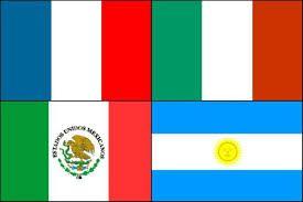 Resultado de imagen para la bandera de italia