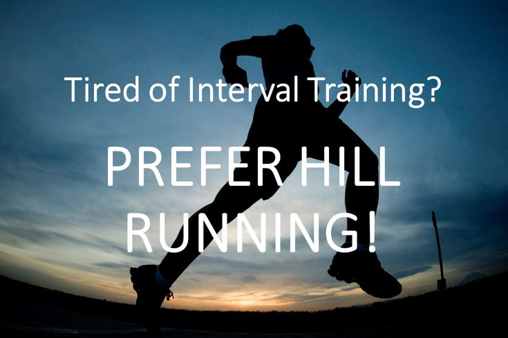 Tired of interval training? Prefer hill running!  #running #elevationgain #hillrunning #hilltraining #elevationrunning #courseapied #footing #laufen #correr #correre #trail #intervaltraining #splitrace #training