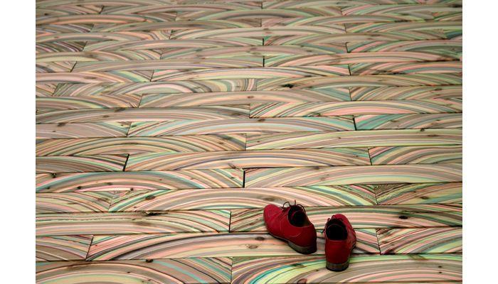33 Bridges - Marbelous Wood Floor