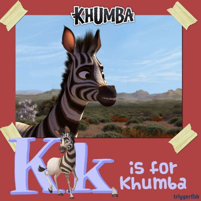 Meet Khumba, everyone's favorite new zebra born with half his stripes. Can he save his herd in time?   Now on DVD, available now exclusively at Walmart in store and online : http://www.walmart.com/ip/33023814