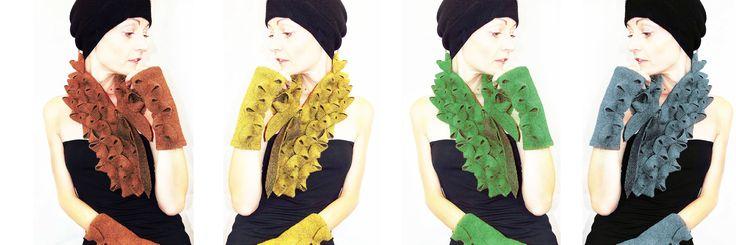 ColorScarf Ghinè - Eleonora Weiss