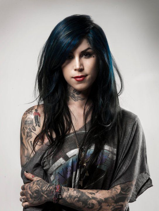 Oral Hygiene Habits of the Interesting: L.A. Ink's Kat Von D