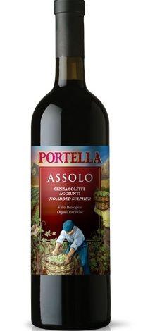 Vino Nero d'Avola Assolo Biologico Senza Solfiti |