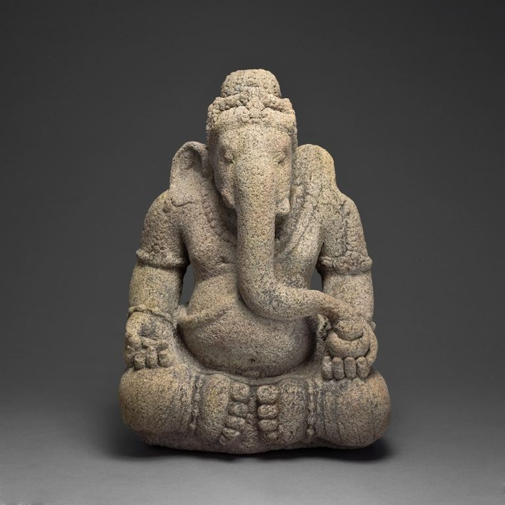 God Ganesha, Remover of Obstacles | The Art Institute of Chicago