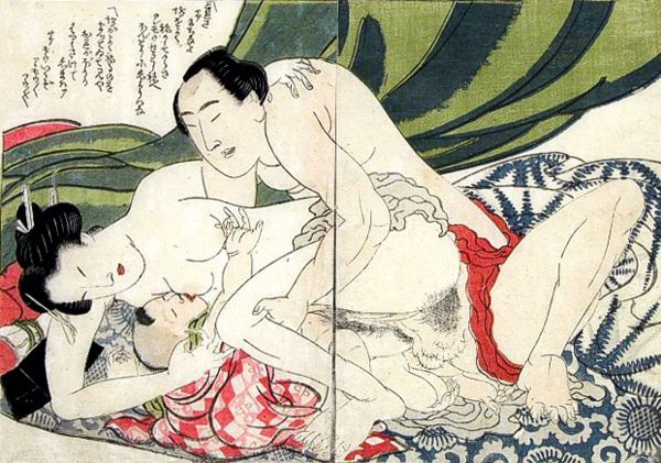 遊び心と江戸と春画 - 妖怪うぃき的妖怪図鑑