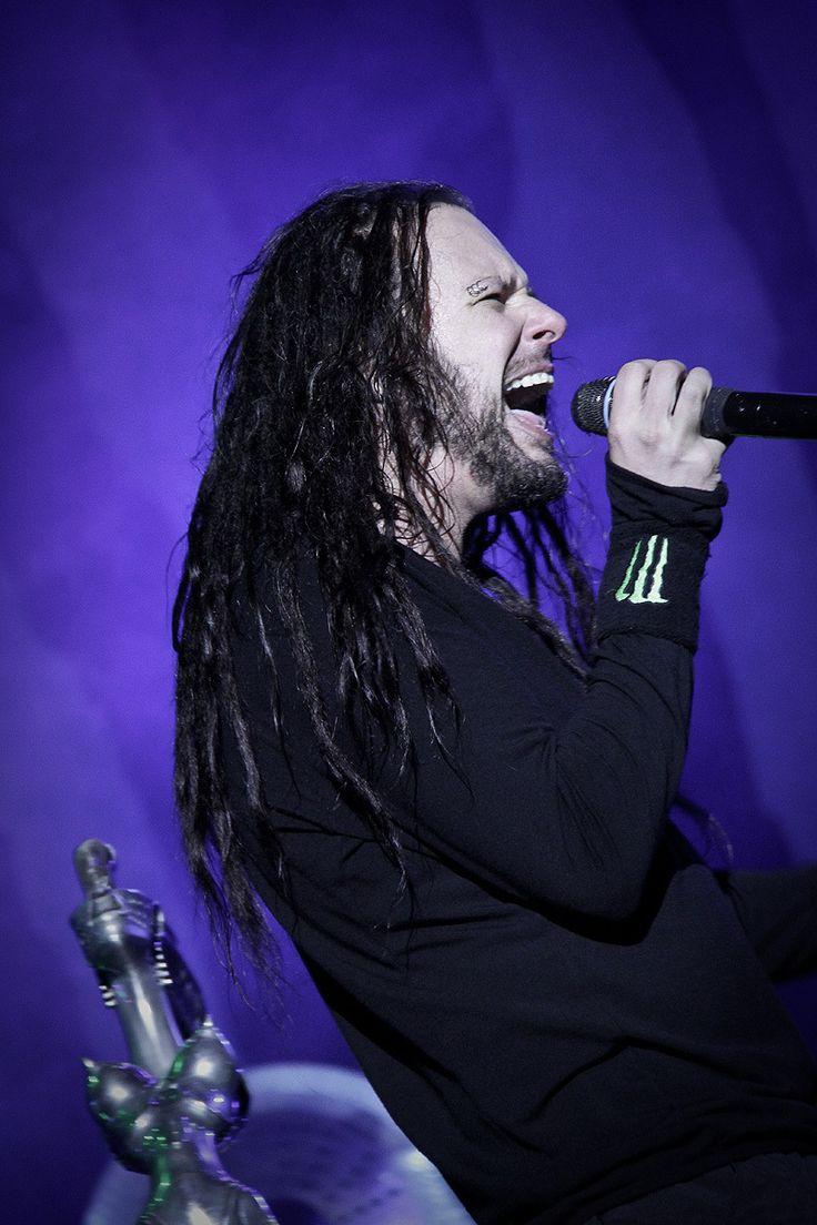 Photo : Jonathan Davis,aka JD OR JDevil, lead singer, songwriter of KoRn.