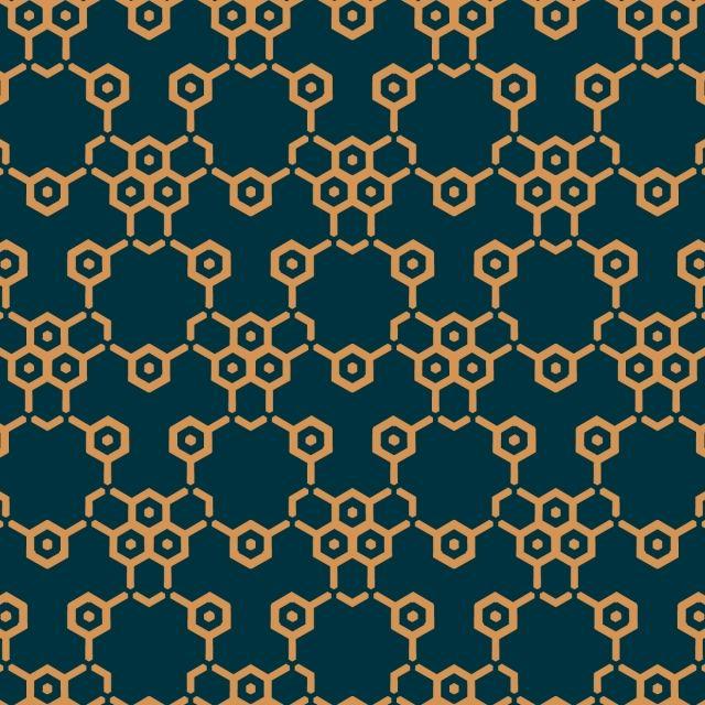 Vector Seamless Pattern Modern Stylish Abstract Texture