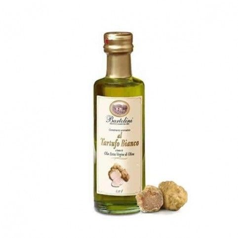 Aceite de oliva virgen extra con Trufa Blanca #aceite #trufa #oliva