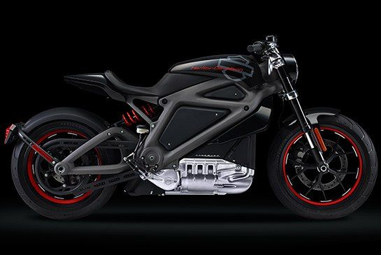 Harley-Davidson Debuts the Sleek LiveWire Motorcycle