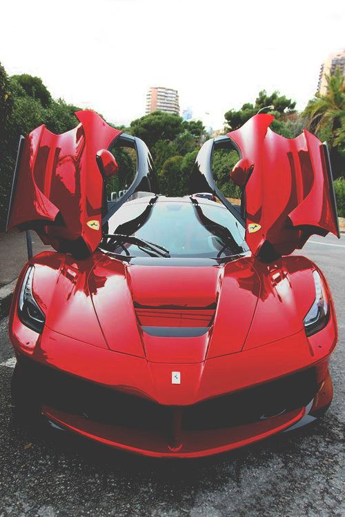 PREVIOUS PINNER SAID: Damn! The First Ever Made #LaFerrari Has Been Put Up For Sale and It Costs a Bomb! Hit the image to see 'how much money' you will need to buy this beast...