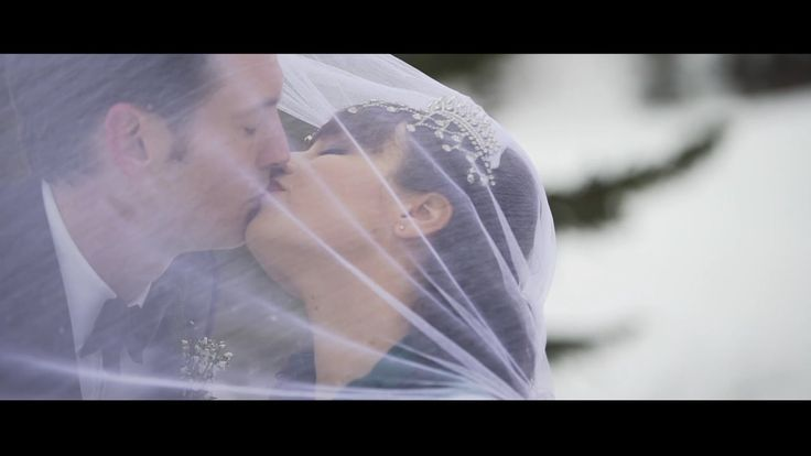 Jadis + Simon Highlight Reel // Post Hotel Lake Louise // Lake Louise Wedding Videographer // Parfait Productions  http://www.parfaitweddings.com/