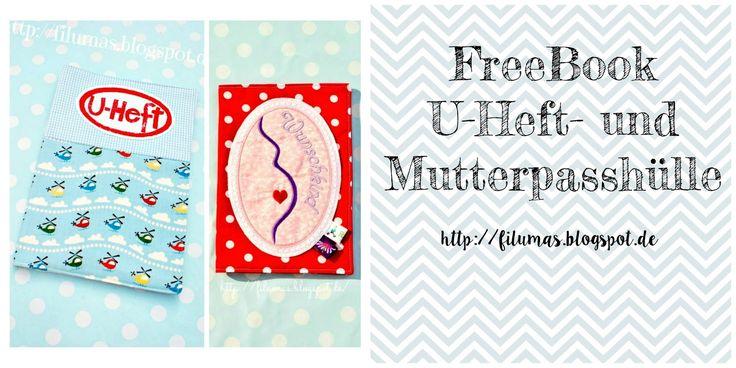 filumas: FreeBook U-Heft- und Mutterpasshülle