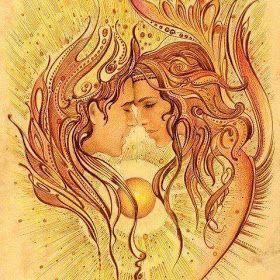 """""""Asszony, tudtad, hogy egy ősi kód rejlik benned, olyan hatalmas örökség, mellyel paradicsommá lehet változtatni a földet?"""""""