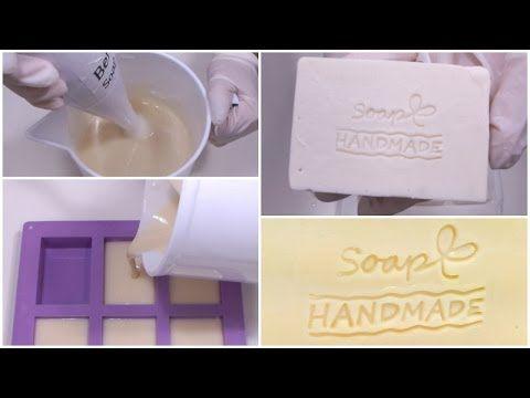 ▶ COME FARE UN SAPONE PER BAMBINI E PELLI DELICATE - DIY BABY SOAP - YouTube