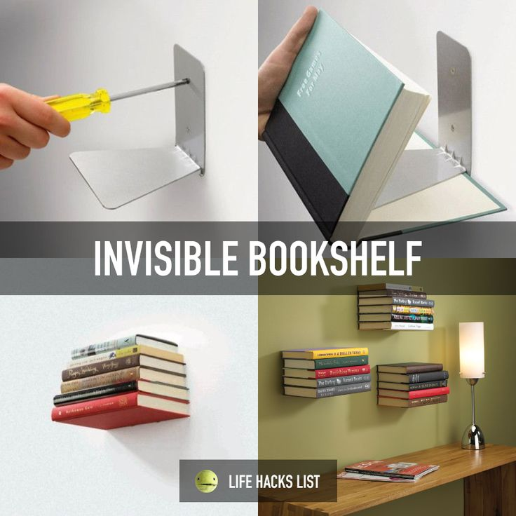 Lifehacks See More Heres An Awesome Suggestion On What To Do With All Those Books Laying Around Shelfless