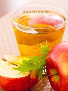 Khubsurat Beauty Tips: Rosacea natural treatment with Apple cider vinegar (ACV)