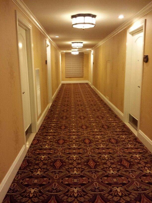 Hotel Hallway Anyone Else Thinking The Shining Hotel