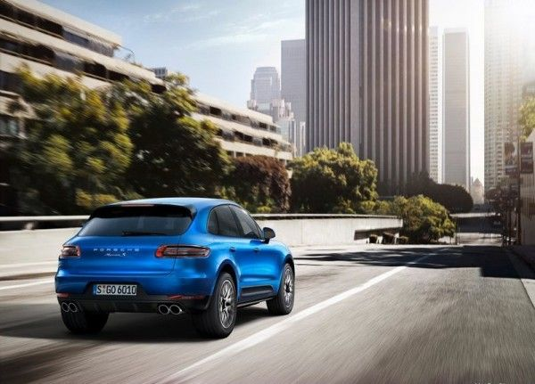 2015 Porsche Macan Blue Images 600x431 2015 Porsche Macan Full Reviews with Images