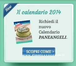 Calendario omaggio 2014 da Paneangeli | DimmiCosaCerchi.it: Calendario Omaggio, 2014 Omaggio, 2014, Omaggio Pieno, Free Gift, Omaggio 2014, Free Samples