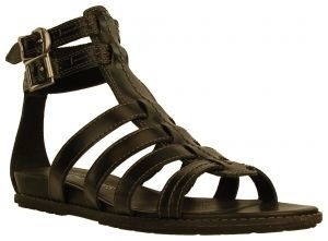 Zwarte Timberland sandalen KENNBNK GLADIATOR - Zwarte Timberland sandalen KENNBNK GLADIATOR online kopen bij Omoda Schoenen