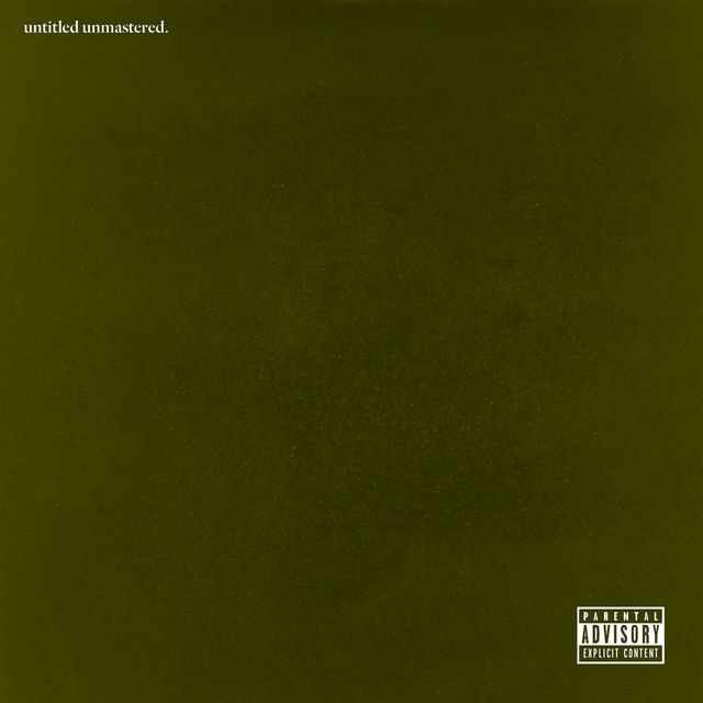 Check out: untitled unmastered. (2016) - Kendrick Lamar See: http://lyrics-dome.blogspot.com/2017/05/untitled-unmastered-2016-kendrick-lamar.html #lyricsdome