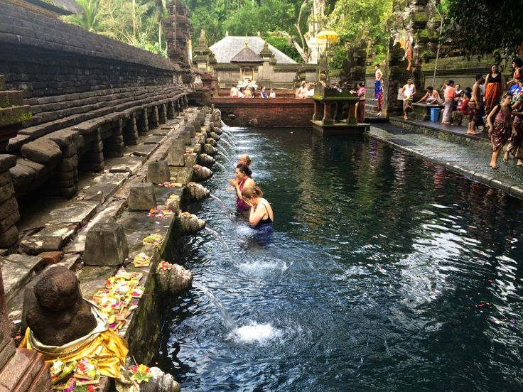 Tirta Empul Temple Ubud - Copyright