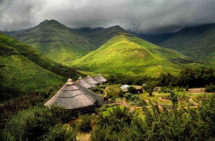 Maliba Mountain Lodge, Lesotho. Photo by Sharon Bishop Photography #Lesotho #Malibalodge #Malibamountainlodge