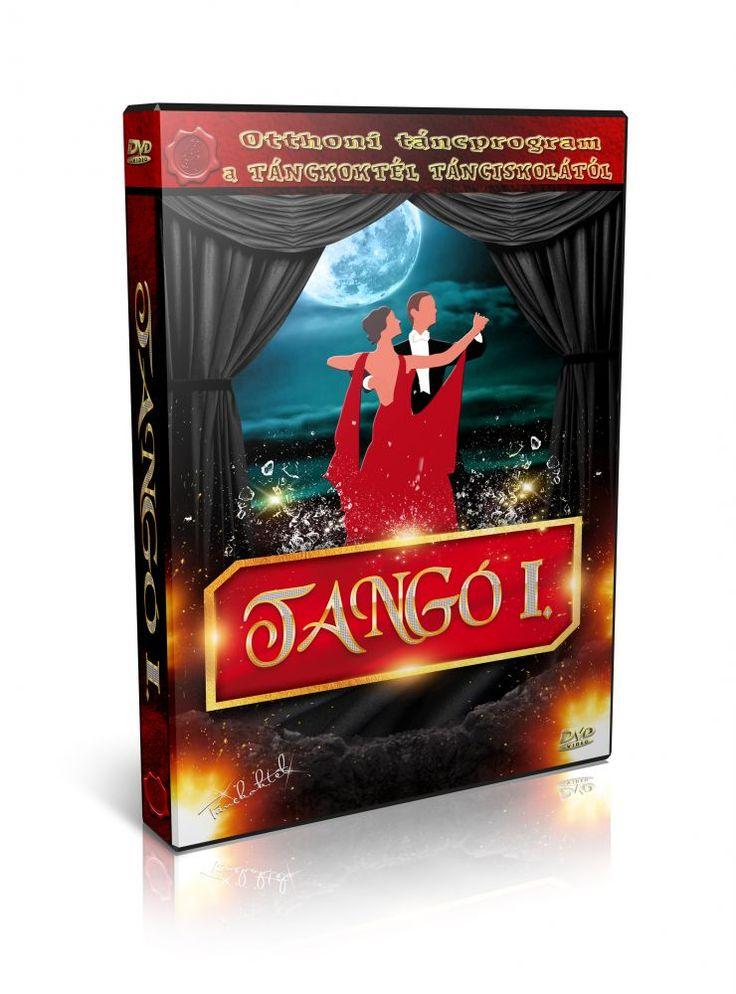 Tangó 1 - TÁNCOKTATÓ DVD