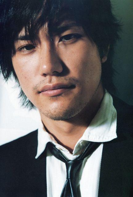 Proof that Japanese men are hot. Ken'ichi Matsuyama