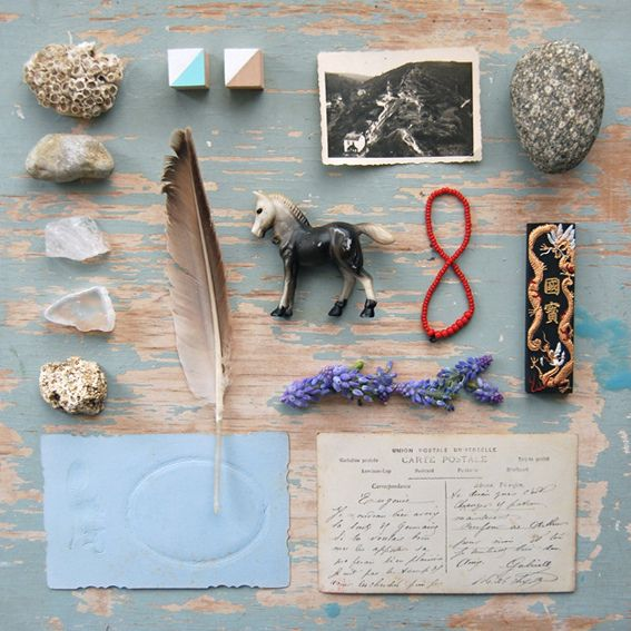 Collections by Anja Mulder: Mulder Collection, Inspiration, Assemblages, Pretty Style, Treasure, Art, Collage, Things, Anja Mulder