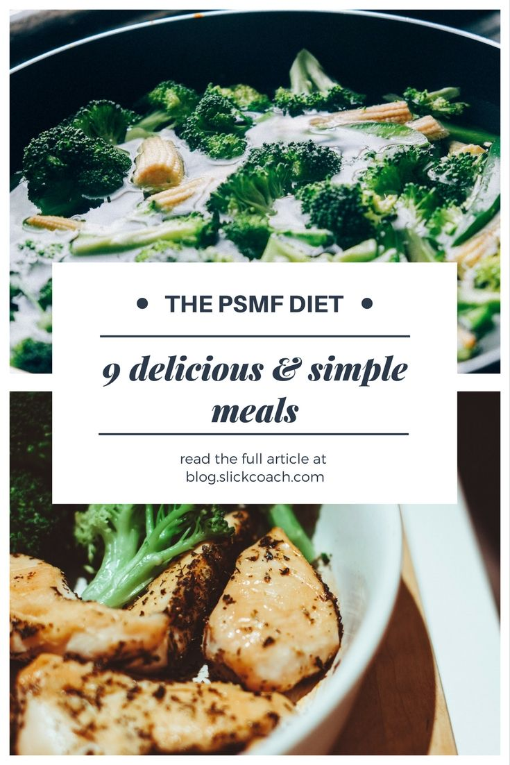 The nutrient-dense Protein Sparing Modified Fast (PSMF)
