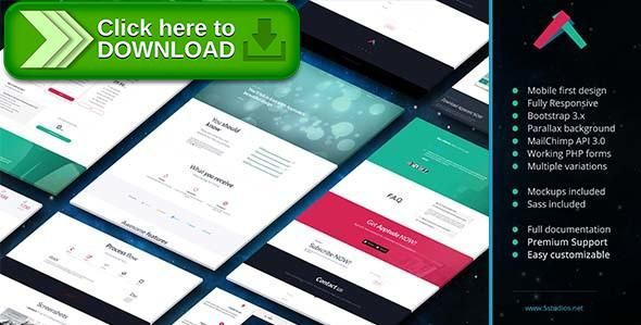 [ThemeForest]Free nulled download Apptude - Minimal App Landing Page from http://zippyfile.download/f.php?id=1973 Tags: app, bootstrap, clean, gallery, launch, marketing, minimal, modern, parallax, particle, sass, software, startup, template, video