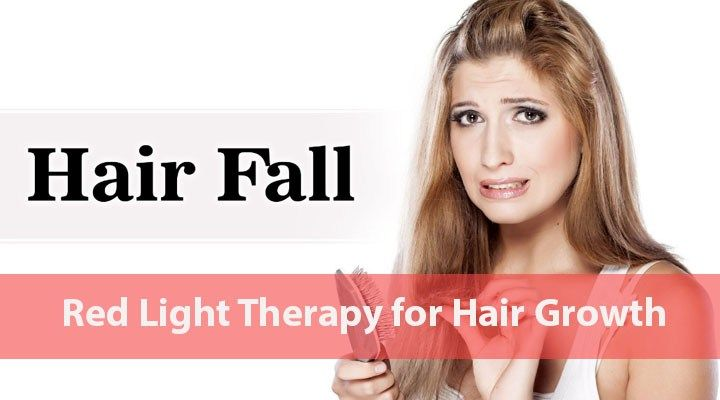Red Light Therapy for Hair Growth