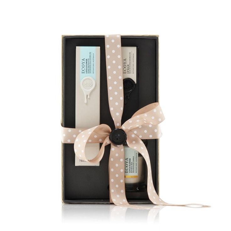 WildPoppies Ecoya Luxury Small Gift Basket  $55.00