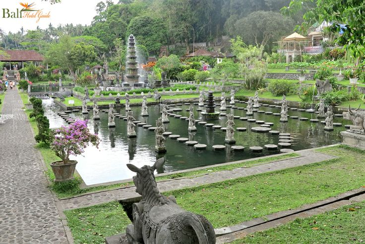 This site will be included as a stop in any tour of the Karangasem area. The grounds and water features are beautiful and worth a see.   click on the link to visit nearby hotel. http://www.balihotelguide.com/Candidasa.aspx  #balihotelguide #balitransport #balipackages #baliinfo #baliaccommodation #balitipsandadvice #balihotel #balivilla #baliresort