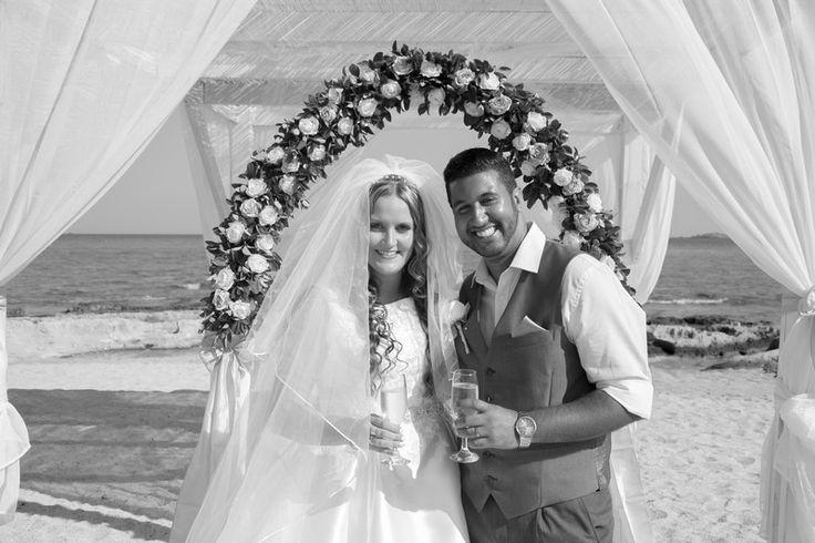 Happy 1st Anniversary Mr. & Mrs. #Nazir