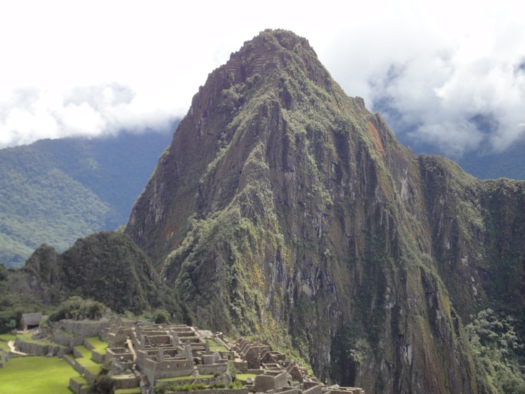 Machupicchu, la ciudad pérdida de los Incas (4)
