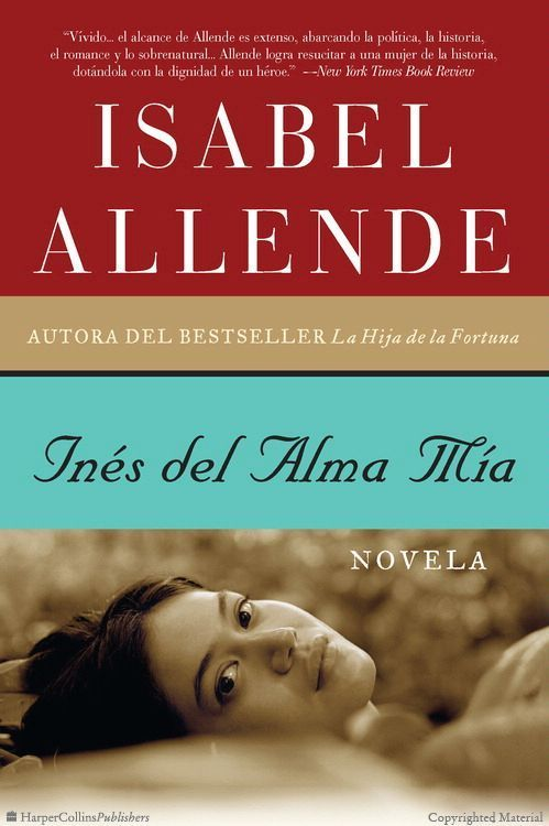 11 best books worth reading images on pinterest good books ines del alma mia isabel allende a woman braver than all the soldiers in spain fandeluxe Images