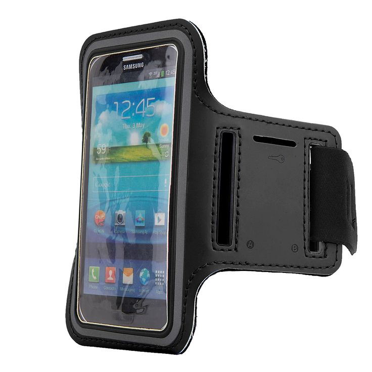 Black Running Sport Gym Armband Case Cover For Samsung Galxy S4 i9500,Samsung Galaxy S III, S3 / Samsung Galaxy S2, S II/Apple iPhone 5 /HTC MyTouch 4G Slide/Motorola Droid RARZ HD / Nokia Lumia 920 / Samsung Galaxy Victory 4G LTE / Motorola Droid RAZR M / Motorola Droid RAZR MAXX HD / LG Splendor / Nokia Lumia 820 / Sony Xperia T / Samsung ATIV S / Samsung Galaxy Nexus / Sony Xperia S / HTC One X / Motorola Droid Bionic / HTC Droid Incredible 4G LTE / HTC Rezound / Nokia Asha 311…