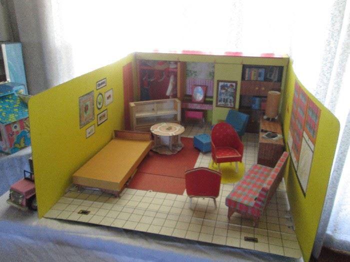 Barbie dream house 1960 ?