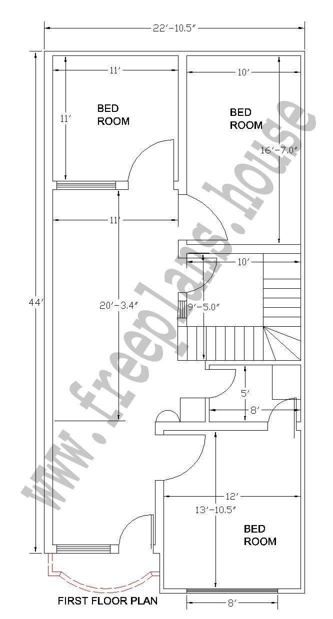 Best 25 simple house plans ideas on pinterest simple for 25x40 house plan
