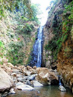 Air Terjun Watu Lawang / Ngepung - Sukapura - Probolinggo