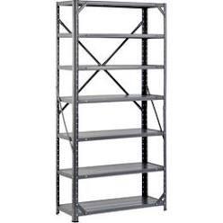industrial storage shelf