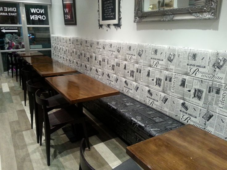 Booth Amp Banquette Seating Solutions Mamma Chos Vietnamese Chinese Restaurant Maribynong