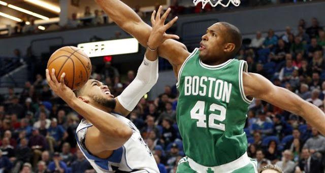 #NBA: Al Horford terminó con 12 puntos en triunfo de Boston sobre Filadelfia