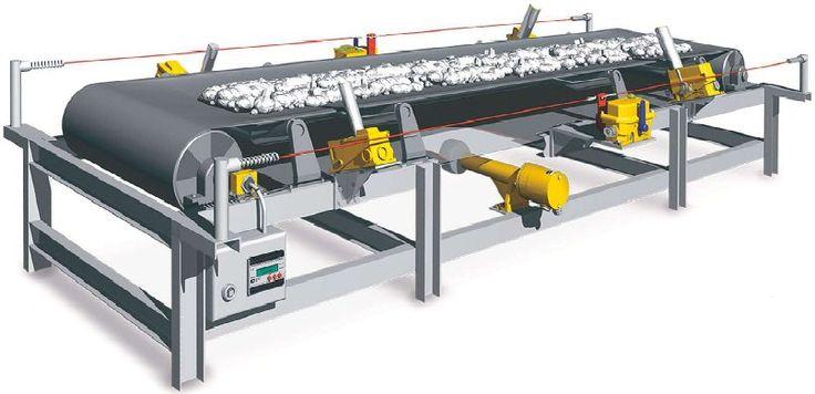 Belt conveyor@ http://www.conweighsystems.com/