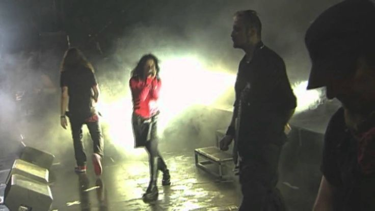 Lacuna Coil - Fragile [Live at Wacken 2009 - HD DVD]