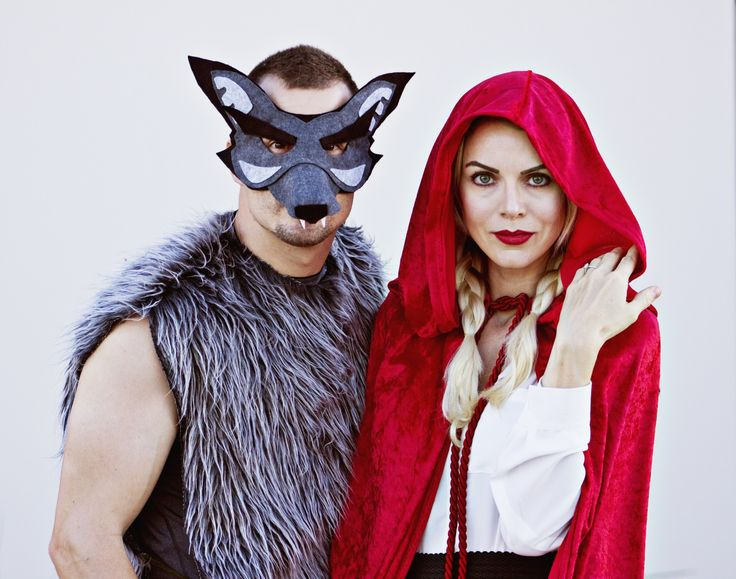 Little Red Riding Hood and The Big Bad Wolf : Halloween Costumes from  Blissfulfree.com - Best 20+ Wolf Halloween Costume Ideas On Pinterest Diy Halloween